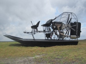 Panther Airboat - Counter Rotator