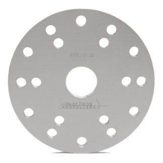 Warp Drive Propellers AFAC-01-00 Rotax Hub Faceplate